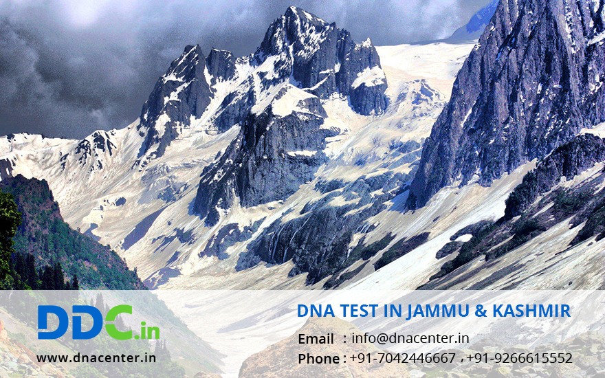 DNA Test in Jammu & Kashmir