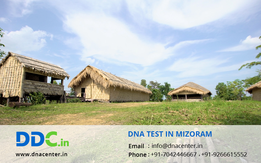 DNA Test in Mizoram