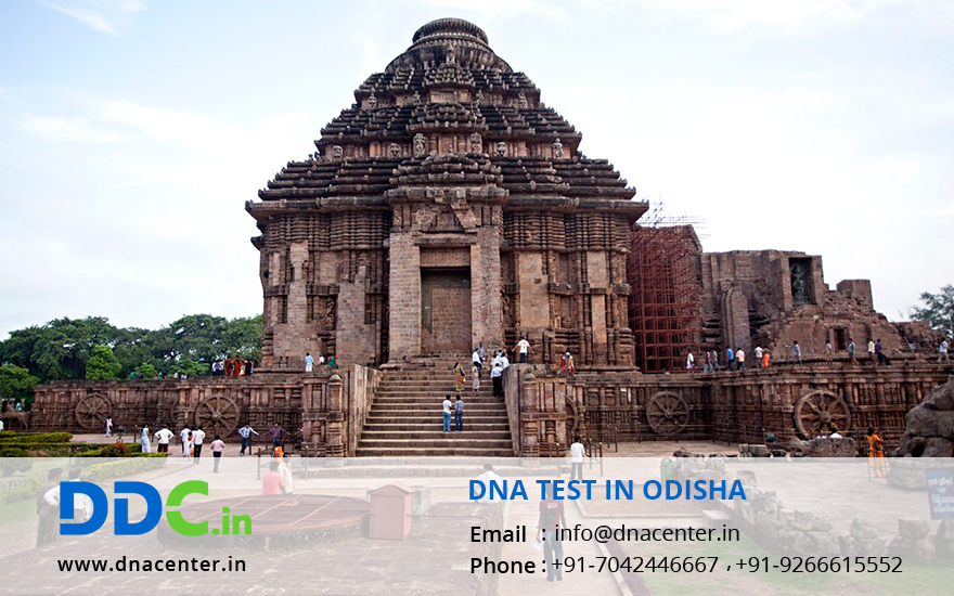 DNA Test in Odisha