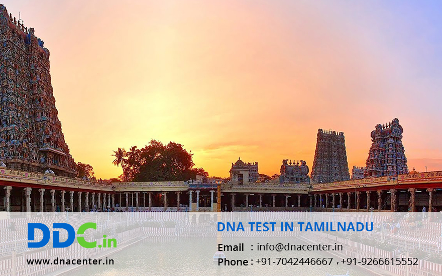 DNA Test in Tamilnadu