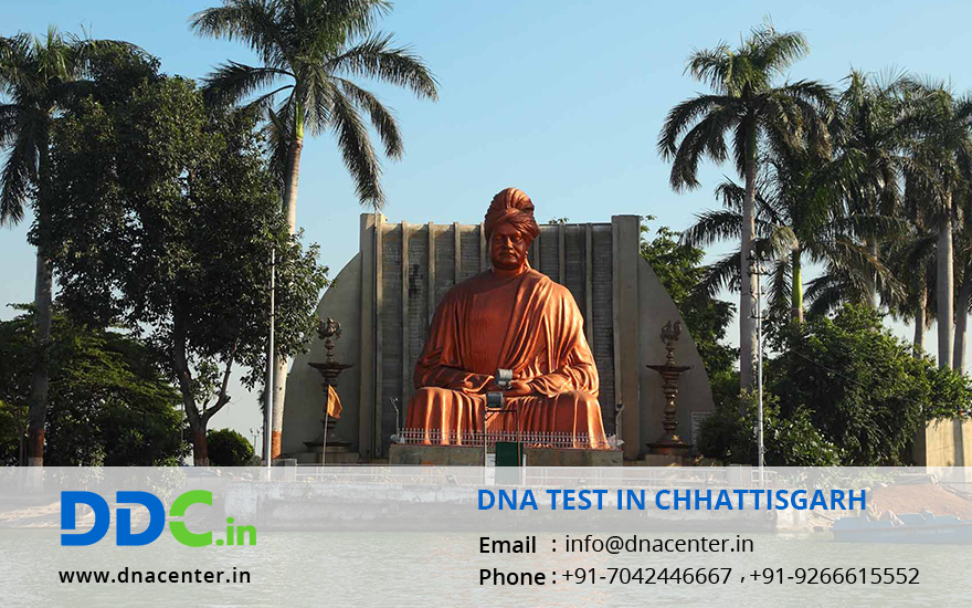DNA Test in Chhattisgarh