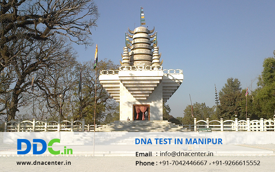 DNA Test in Manipur