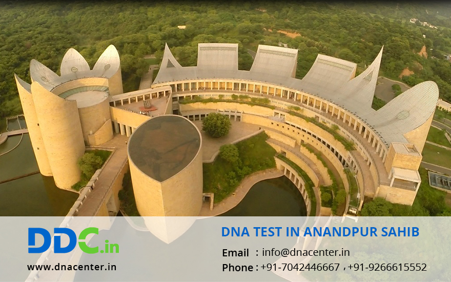 DNA Test in Anandpur Sahib