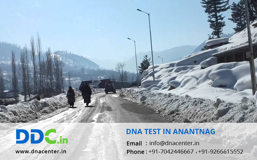DNA Test in Anantnag