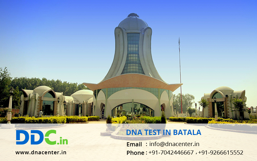 DNA Test in Batala