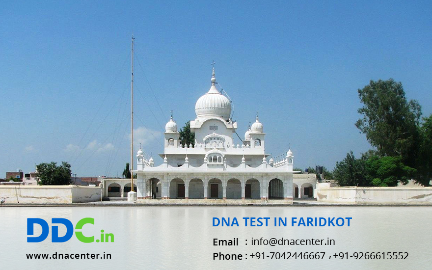 DNA Test in Faridkot