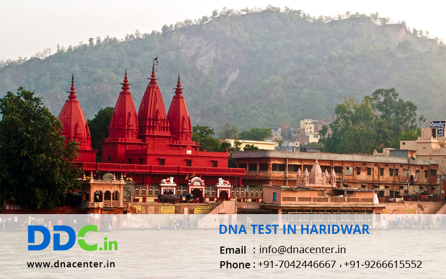 DNA Test in Haridwar