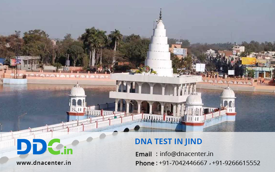 DNA Test in Jind