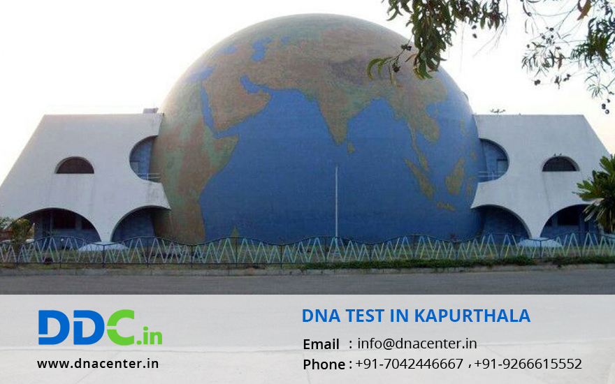 DNA Test in Kapurthala