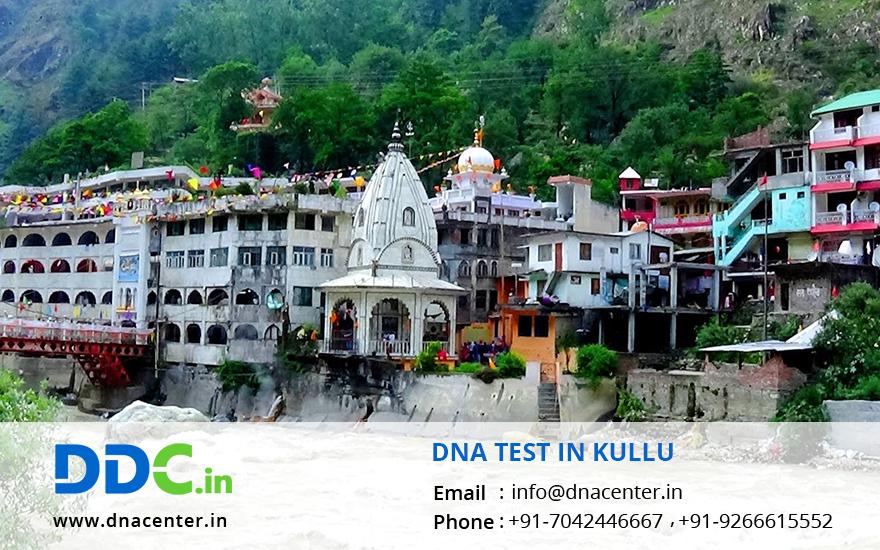 DNA Test in Kullu