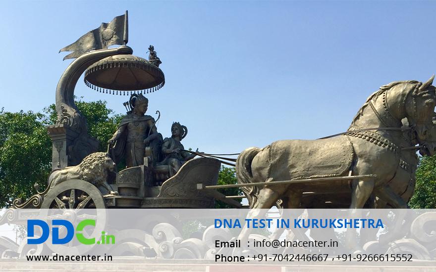 DNA Test in Kurukshetra