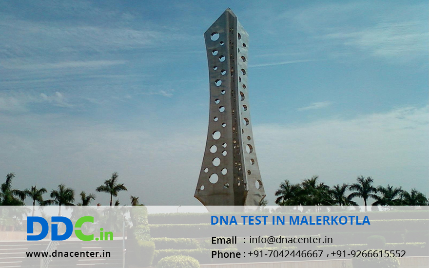 DNA Test in Malerkotla