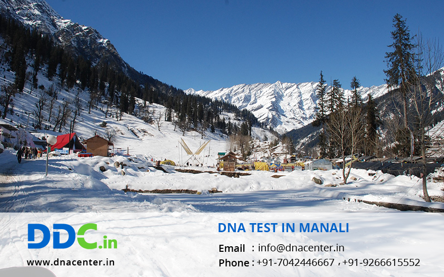DNA Test in Manali