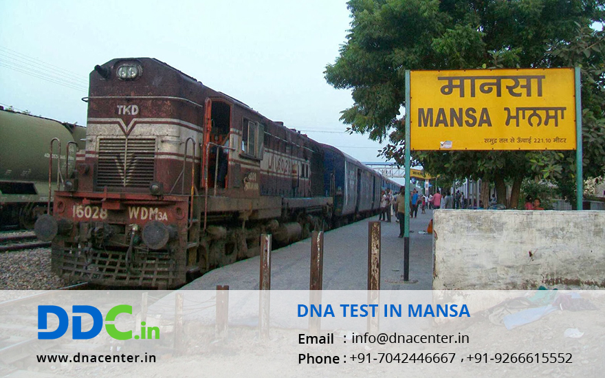 DNA Test in Mansa