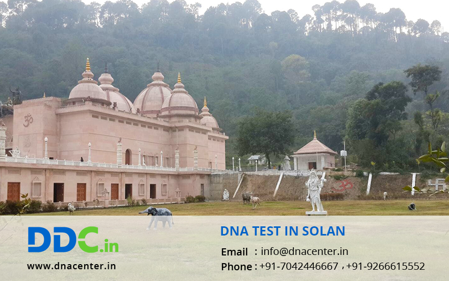 DNA Test in Solan
