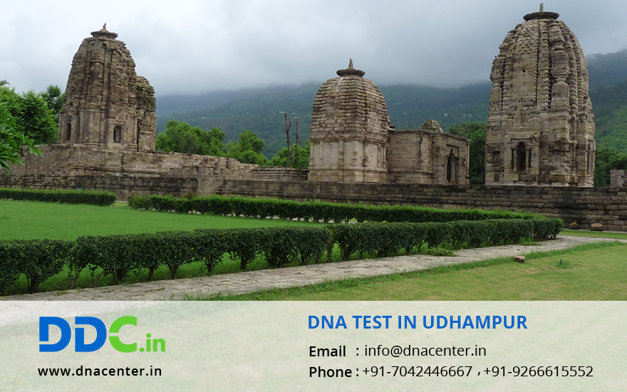DNA Test in Udhampur