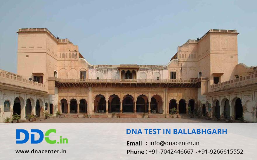 DNA Test in Ballabhgarh