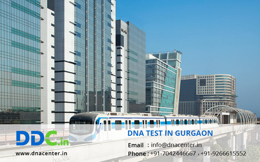 DNA Test in Gurgaon