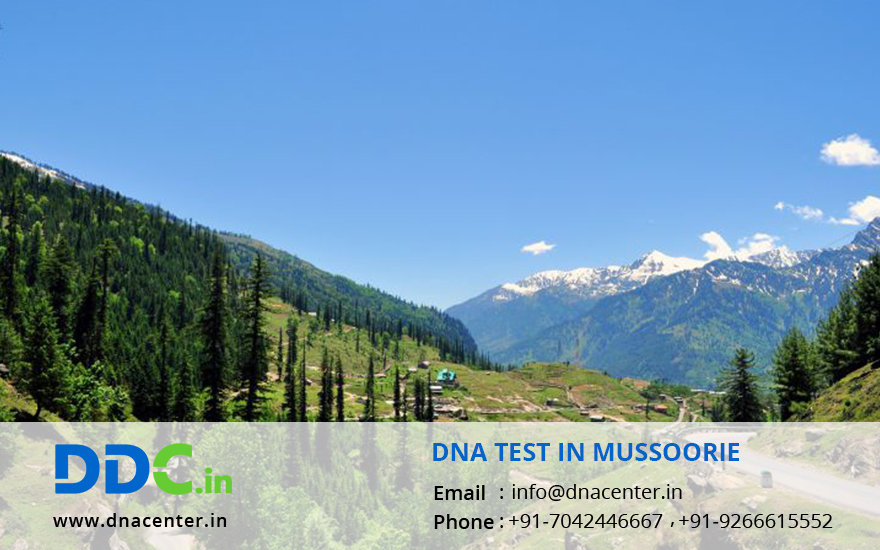DNA Test in Mussoorie
