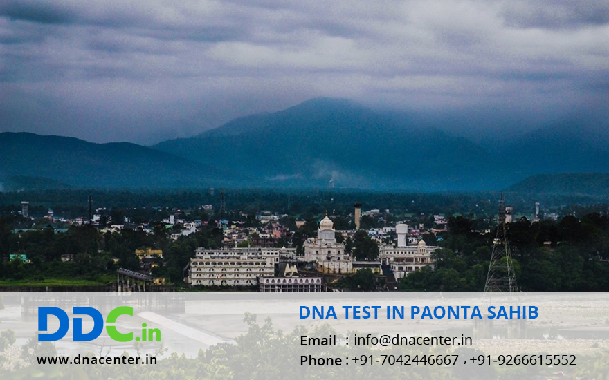 DNA Test in Paonta Sahib