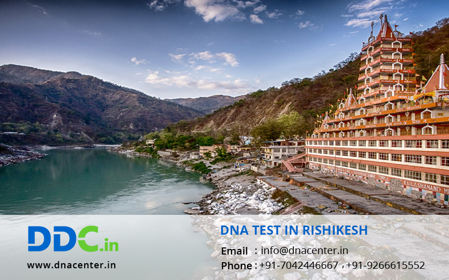 DNA Test in Rishikesh