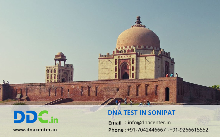 DNA Test in Sonipat
