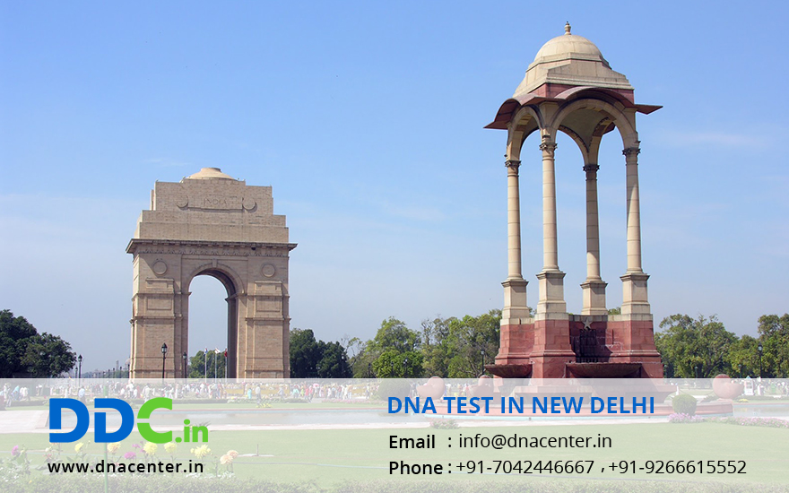 DNA Test in New Delhi