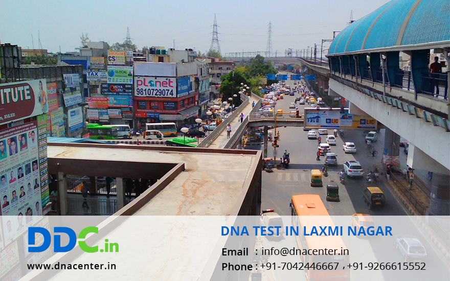 DNA Test in Laxmi Nagar