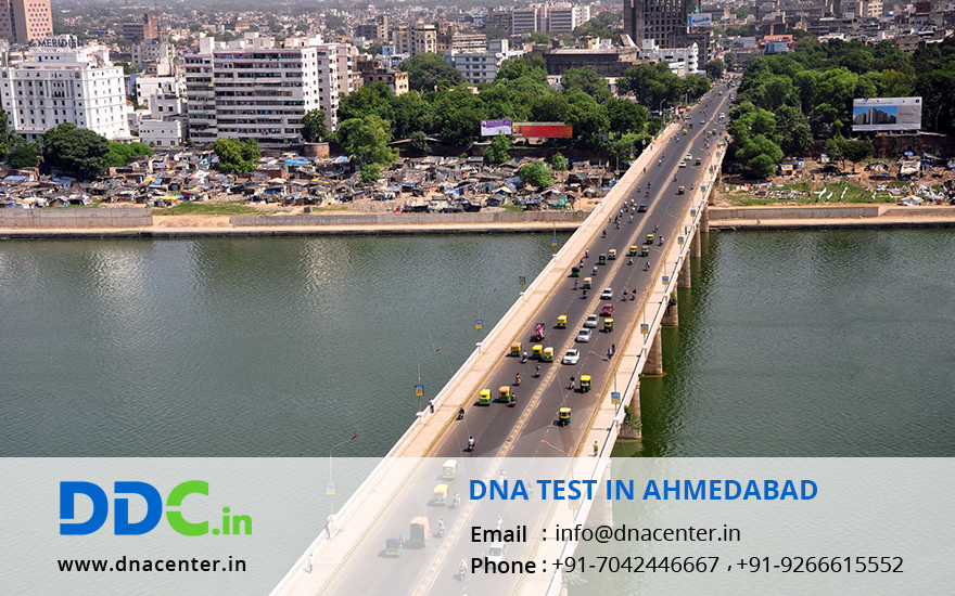 DNA Test in Ahmedabad