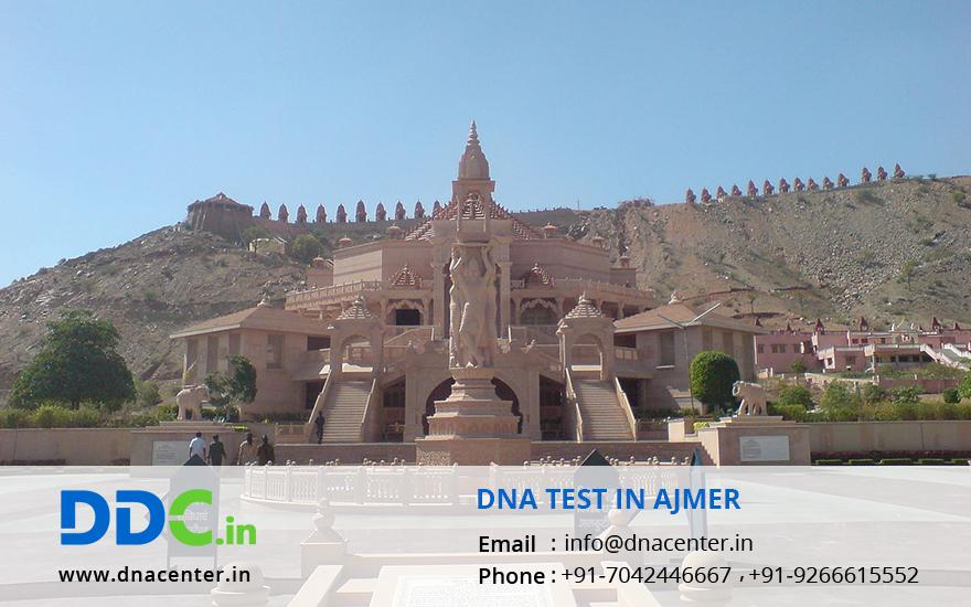 DNA Test in Ajmer
