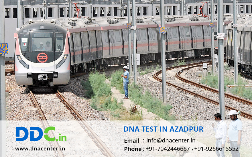 DNA Test in Azadpur
