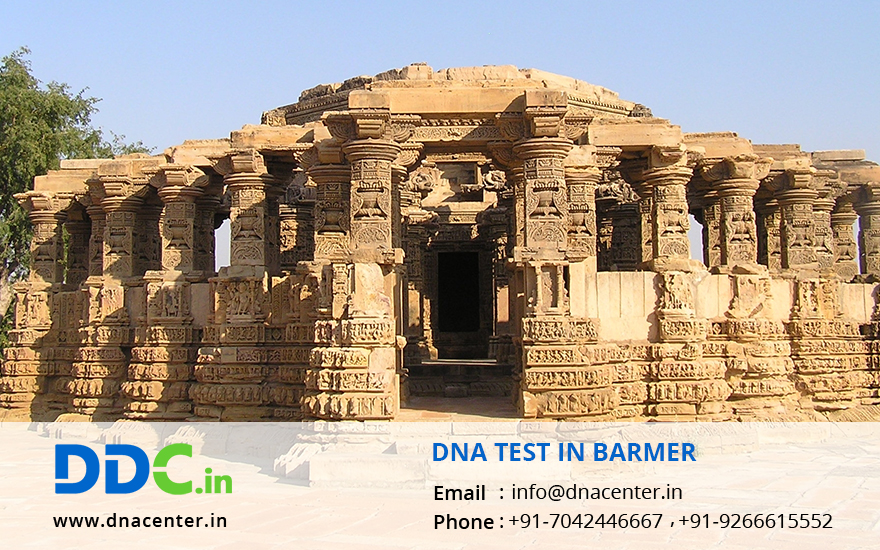DNA Test in Barmer