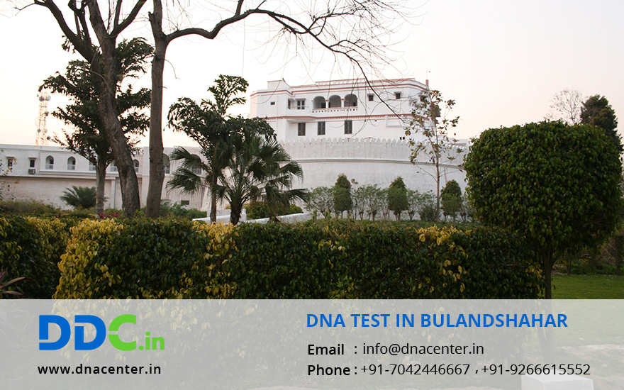 DNA Test in Bulandshahar