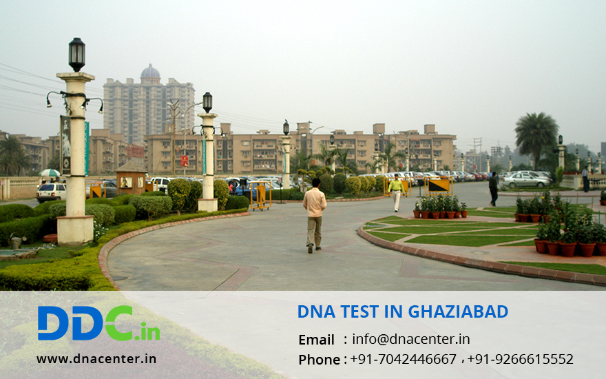 DNA Test in Ghaziabad