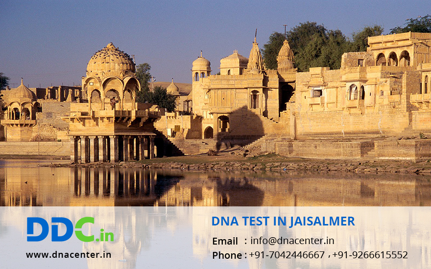 DNA Test in Jaisalmer