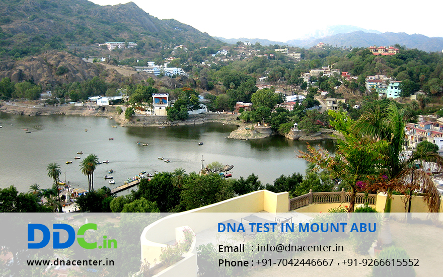 DNA Test in Mount Abu