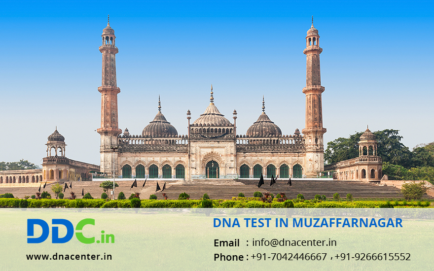 DNA Test in Muzaffarnagar