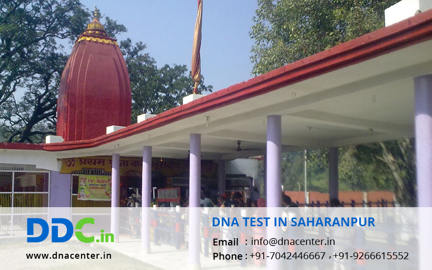 DNA Test in Saharanpur