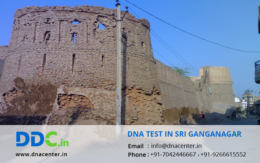 DNA Test in Sri Ganganagar