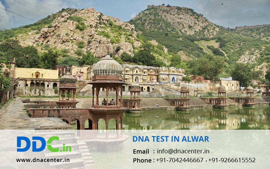 DNA Test in Alwar
