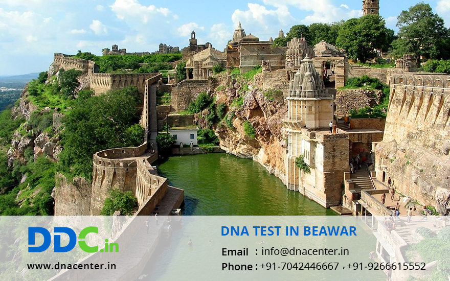 DNA Test in Beawar
