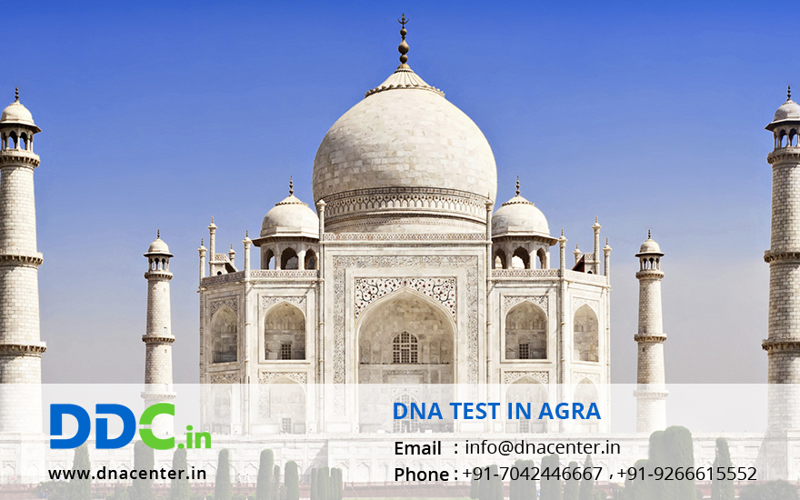 DNA Test in Agra