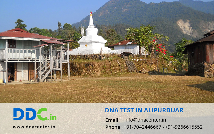 DNA Test in Alipurduar
