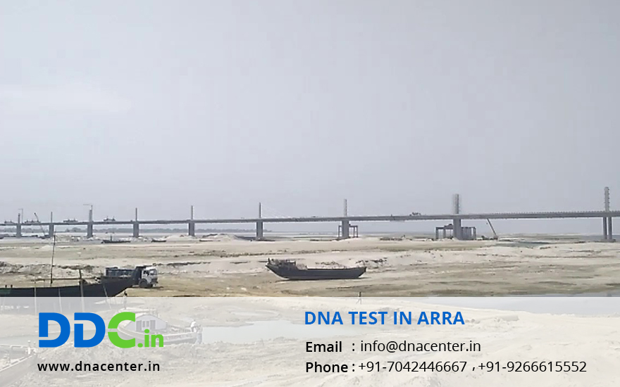 DNA Test in Arra