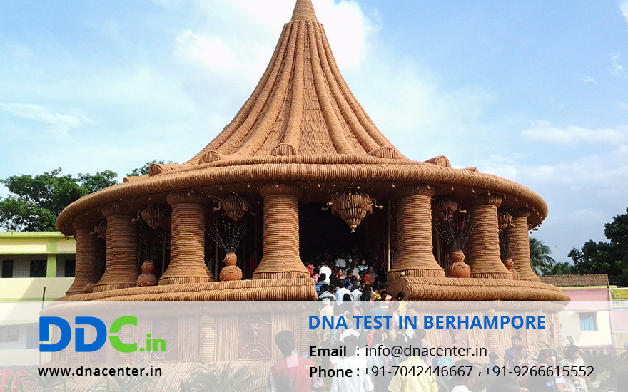 DNA Test in Berhampore