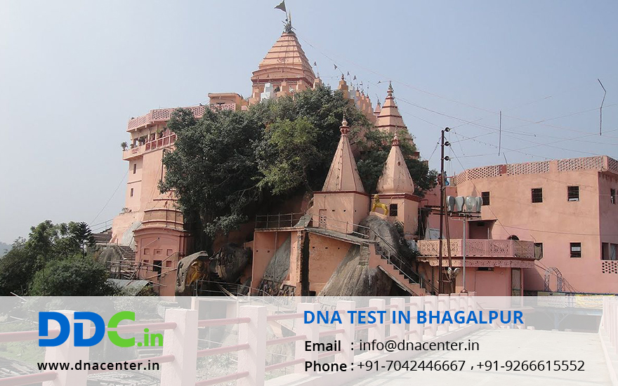 DNA Test in Bhagalpur