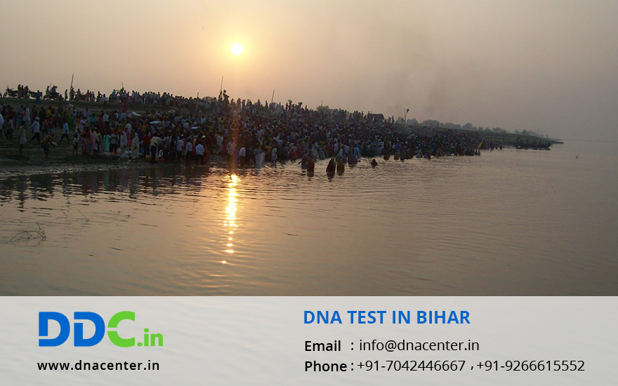 DNA Test in Bihar