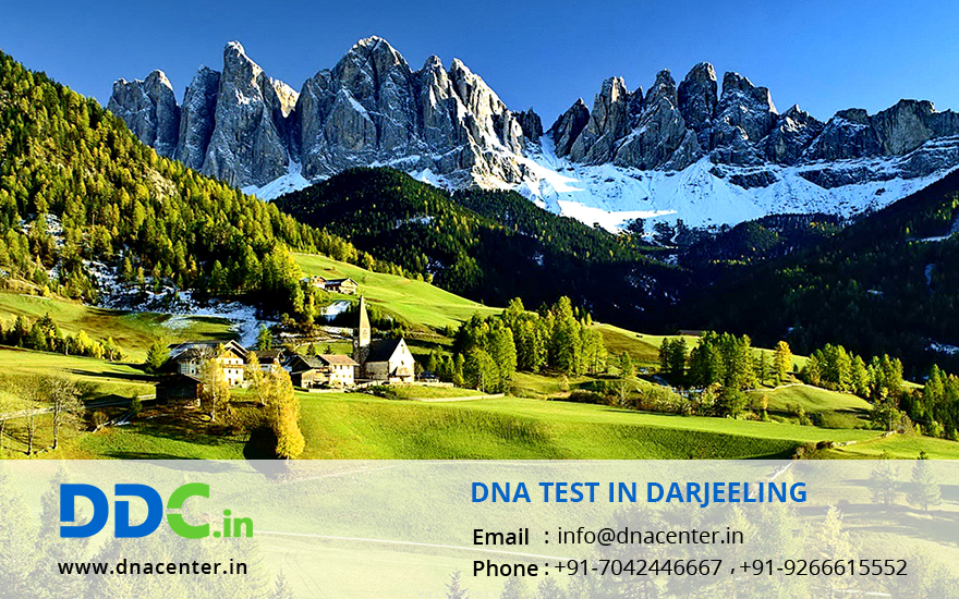 DNA Test in Darjeeling