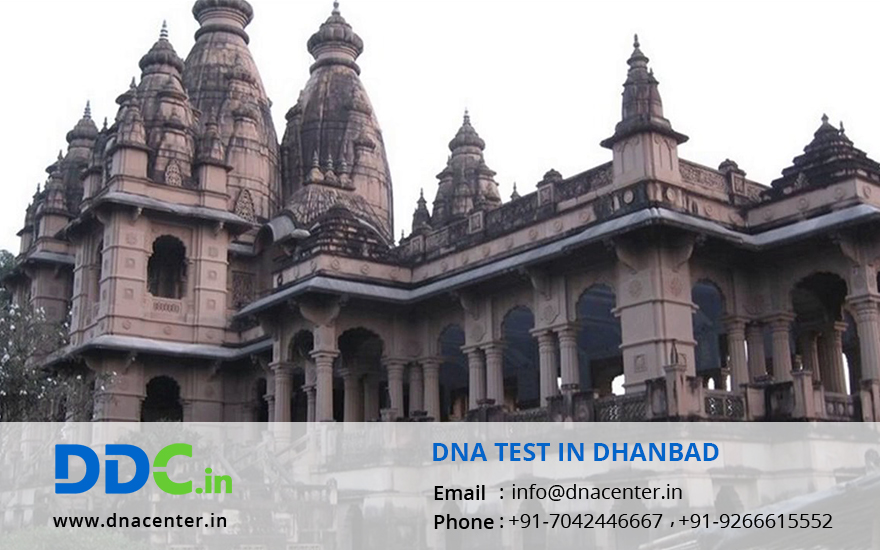 DNA Test in Dhanbad