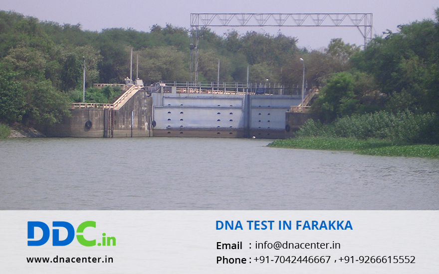 DNA Test in Farakka